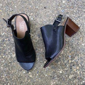 Franco Sarto humor sandal sz 7.5